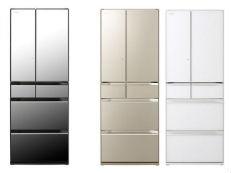 日立推出两款冰箱 冷藏冷冻空间任你摆布