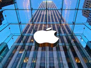 苹果第一财季营收843亿美元 大中华区骤降27%