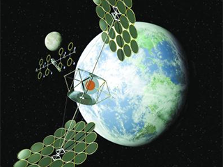 什么是空间太阳能电站?为何在太空建造太阳能电站?