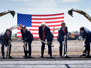 """特朗普""""制造业工作机会回流美国""""或遭富士康""""打脸"""""""