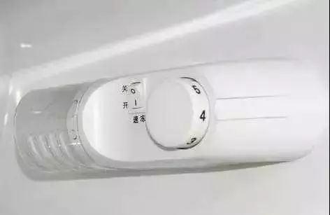 """打开冰箱这个""""小开关"""",省电保鲜两不误"""