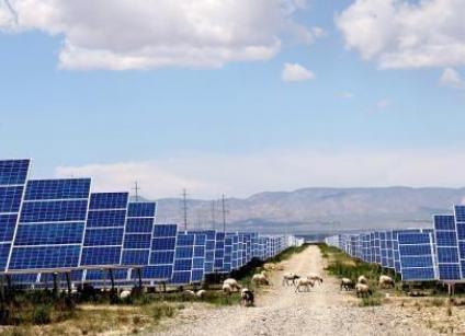 2018年青海省太阳能发电量94.74亿千瓦时 居全国首位