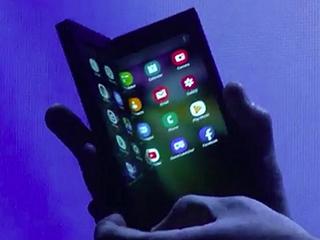 折叠屏手机进入密集发布期应用元年柔性屏前景有多大?