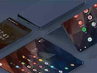 TCL公布折叠屏手机方案,将于2020年进入市场