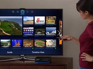 中国电视厂商出货量大幅增长
