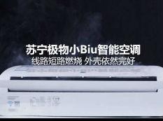 苏宁造小Biu空调价格曝光:前1万台仅1999元