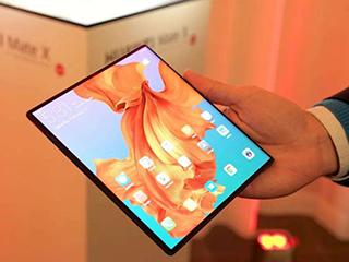 风口上的折叠屏手机  是噱头还是引领未来科技的新物种?