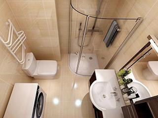 浴室装修大戏 选好这个家电最为重要