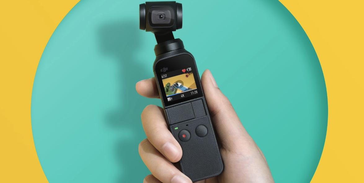 相机装进口袋,需要几步?