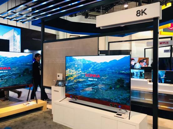 重资源布局县乡市场 康佳电视用品质标签迎接政策红利