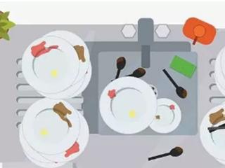 零壹夜:为什么会开始逐渐流行水槽洗碗机这个神奇的玩意儿