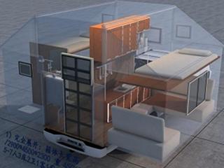 良心设计:说走就走的世界第一款折叠房 !