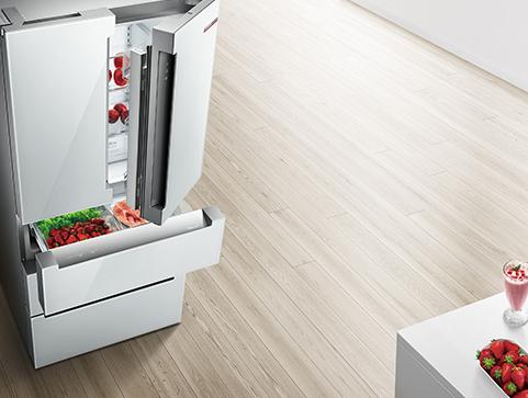 内外兼修之选 精品大容量保鲜冰箱推荐