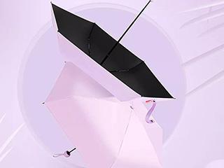 """零壹夜:一把黑科技胶囊伞,不仅遮风挡雨,还颜值满分,专治""""懒得带伞"""""""