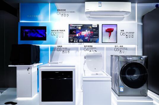 nanoeX技术被广泛应用于松下家电