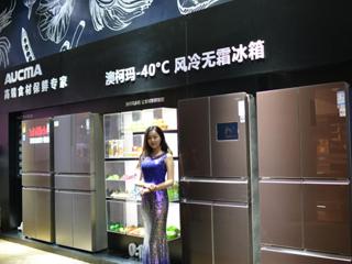 开启多门冰箱新格局,澳柯玛德式智慧冰箱亮相