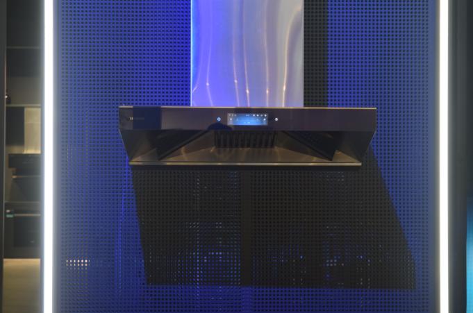 西门子智能展翼系列吸油烟机评测:大吸力智能巡航 风随烟动