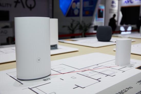 打通智能家居关键一环 华为路由Q2 Pro亮相AWE2019