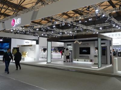 创新美好生活 AWE2019 LG展馆引领新科技