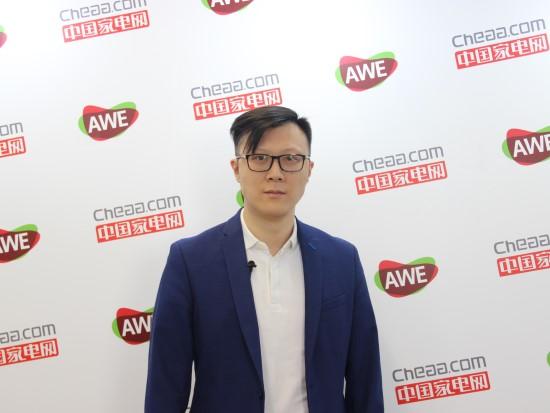 京东家电市场部总经理唐帅