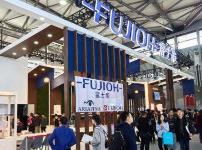 日本厨电品牌FUJIOH携明星产品再度亮相AWE