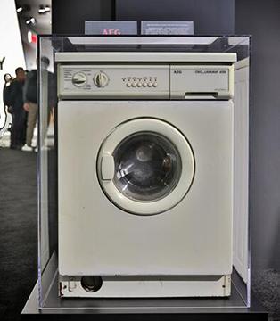 """穿越27年""""时光""""的洗衣机"""
