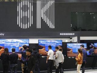 厂商集中推8K电视:内容匮乏 普及尚需时日