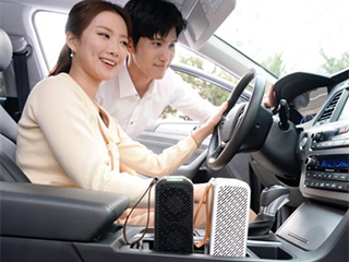 LG发布首款车载空气净化器 续航8小时