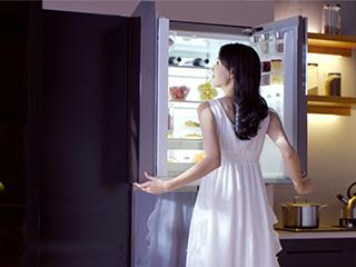 春季品美食TCLX10冰箱让新鲜食材触手可及
