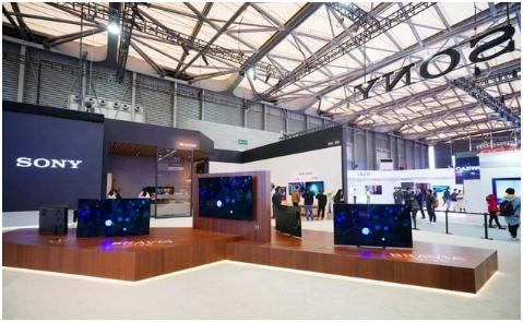 索尼新品A9G 丰富了OLED电视的产品矩阵