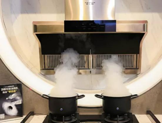 厨房即将引发大变革 AWE烟机新技术盘点