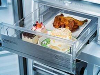 熟食也能放冰箱?美菱全面薄冰箱现硬核功能!
