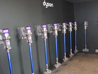 戴森新一代吸尘器V11加入战局 群雄激战吸尘器市场