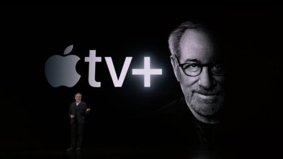 Apple TV+ Steven Allan Spielberg