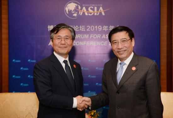 中韩将在氢燃料电池车等新兴产业领域建立联系