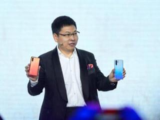 余承东接受外媒专访:我们的5G技术遥遥领先