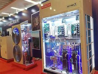 日立:科技赋能 为多联机中央空调领域注入新动能