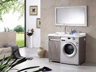 洗衣机用完盖上盖 易滋生霉菌