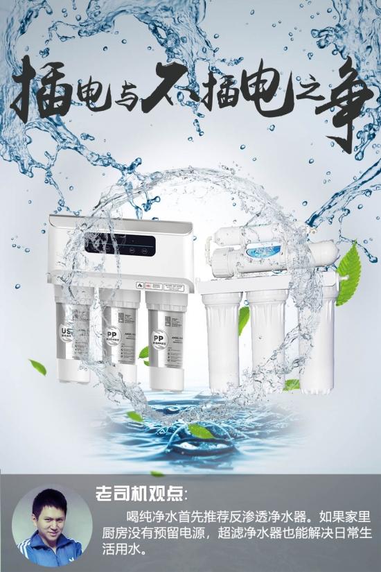 净水器导图