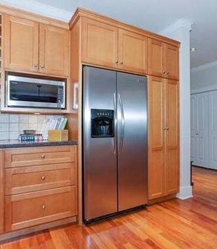 内嵌式冰箱真的不好吗?