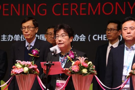中国家用电器协会理事长姜风