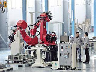全球三分之一机器人销往中国 人工智能因何纷纷落户上海?