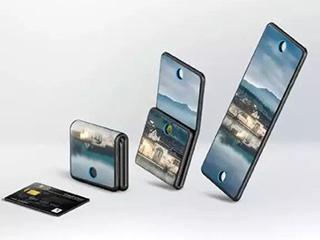 """全球首款防骗手机 :不仅会""""飞""""还能折叠!"""