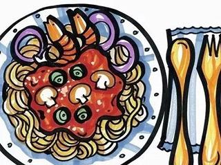 是谁来自山川湖海 却囿于昼夜,厨房与爱