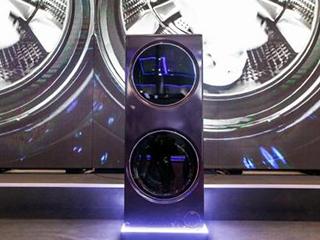 广交会现最贵的洗衣机是卡萨帝融合