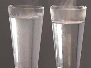 為什么使用了凈水器 水中還有水垢類的懸浮物?