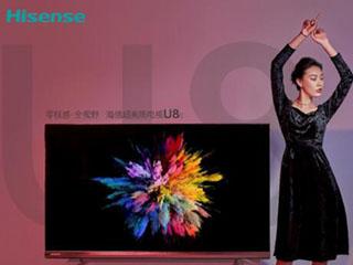 海信用一场走秀和4款新品开启电视的春天