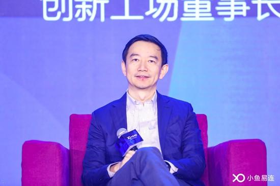 光速中国创始合伙人宓群
