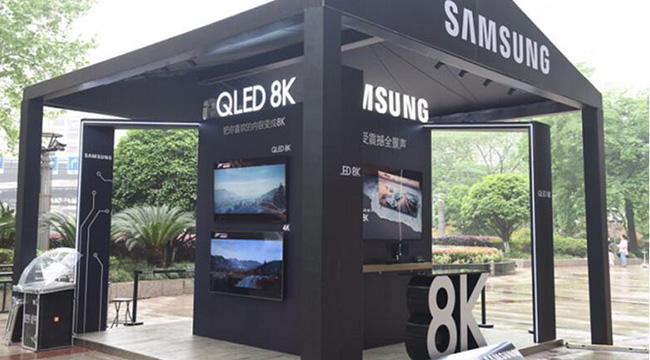 """遇见杭州""""星""""生活,三星QLED 8K电视缔造全新""""视界"""""""
