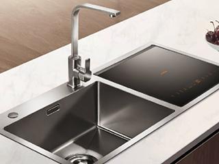 把普通水槽换成方太水槽洗碗机 有多划算?